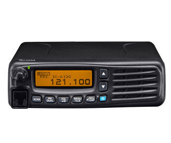 ICOM IC-A120E Airband Mobile Radio - Sphere
