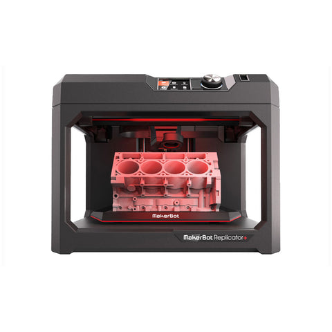 MakerBot Replicator + Desktop 3D Printer