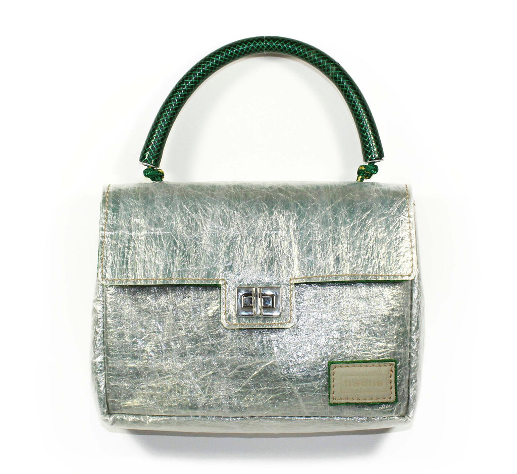 Bolso Flapper Bag GREEN