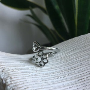 Close To Heart Twist Ring
