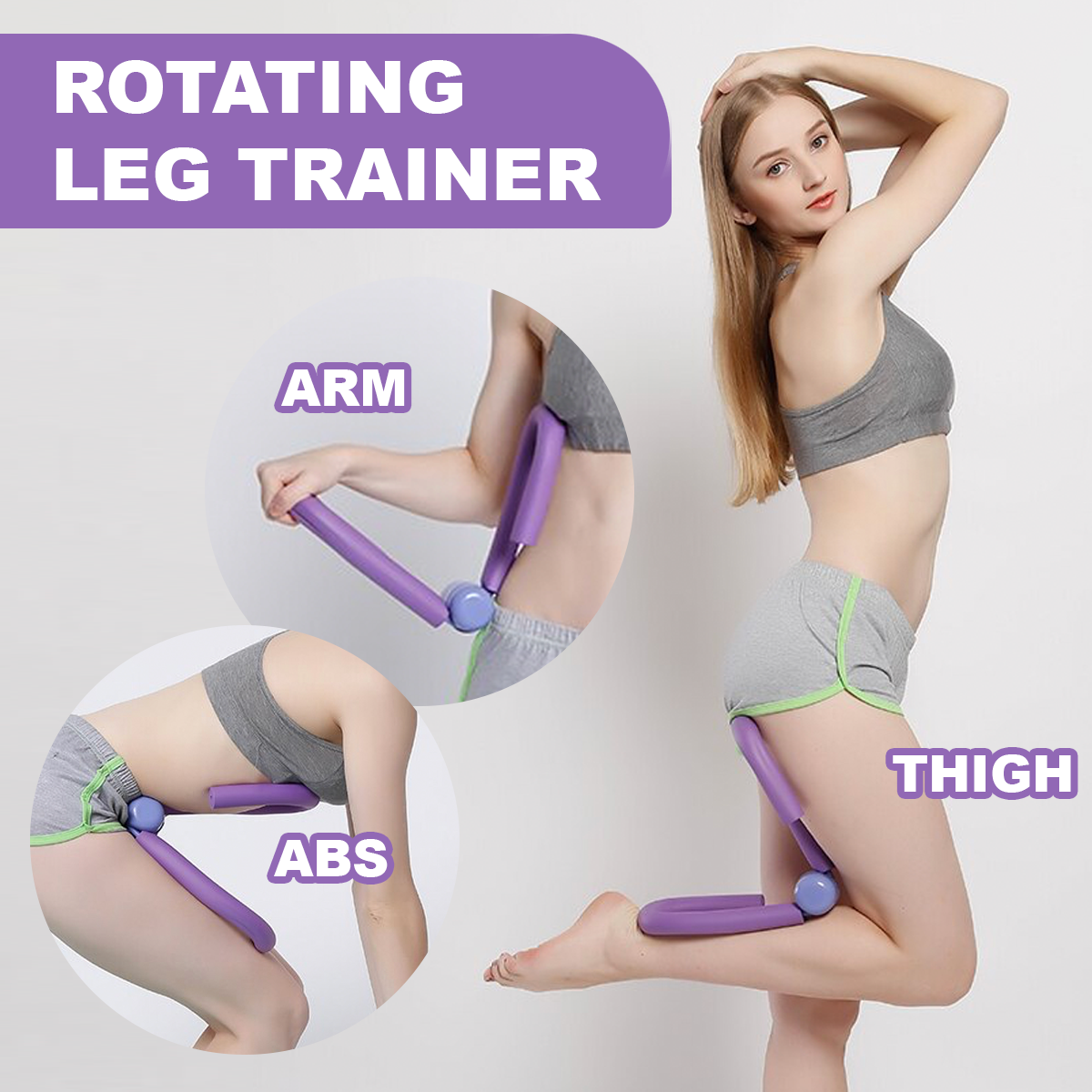 Multi-Functional Leg Trainer