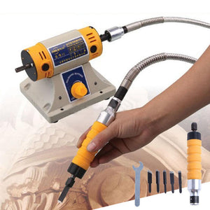Electric chisel for wood carving