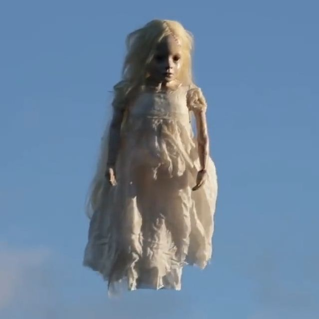 FLYING GHOST FOR 2020 HALLOWEEN - FLYING GHOST PRANK