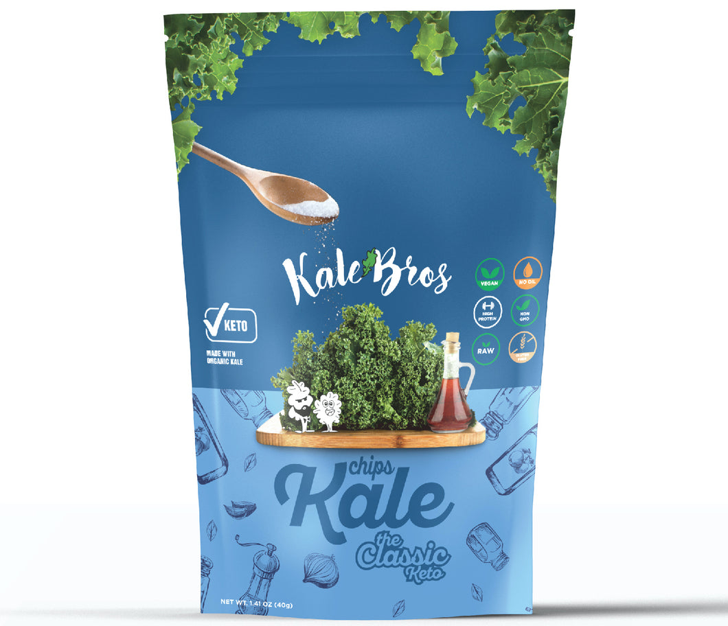 The Classic Keto - Kale Bros