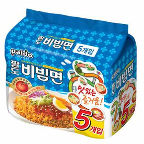 Paldo Bibimmyun (130g) 5 Packs