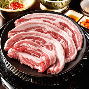 Pork belly 300g