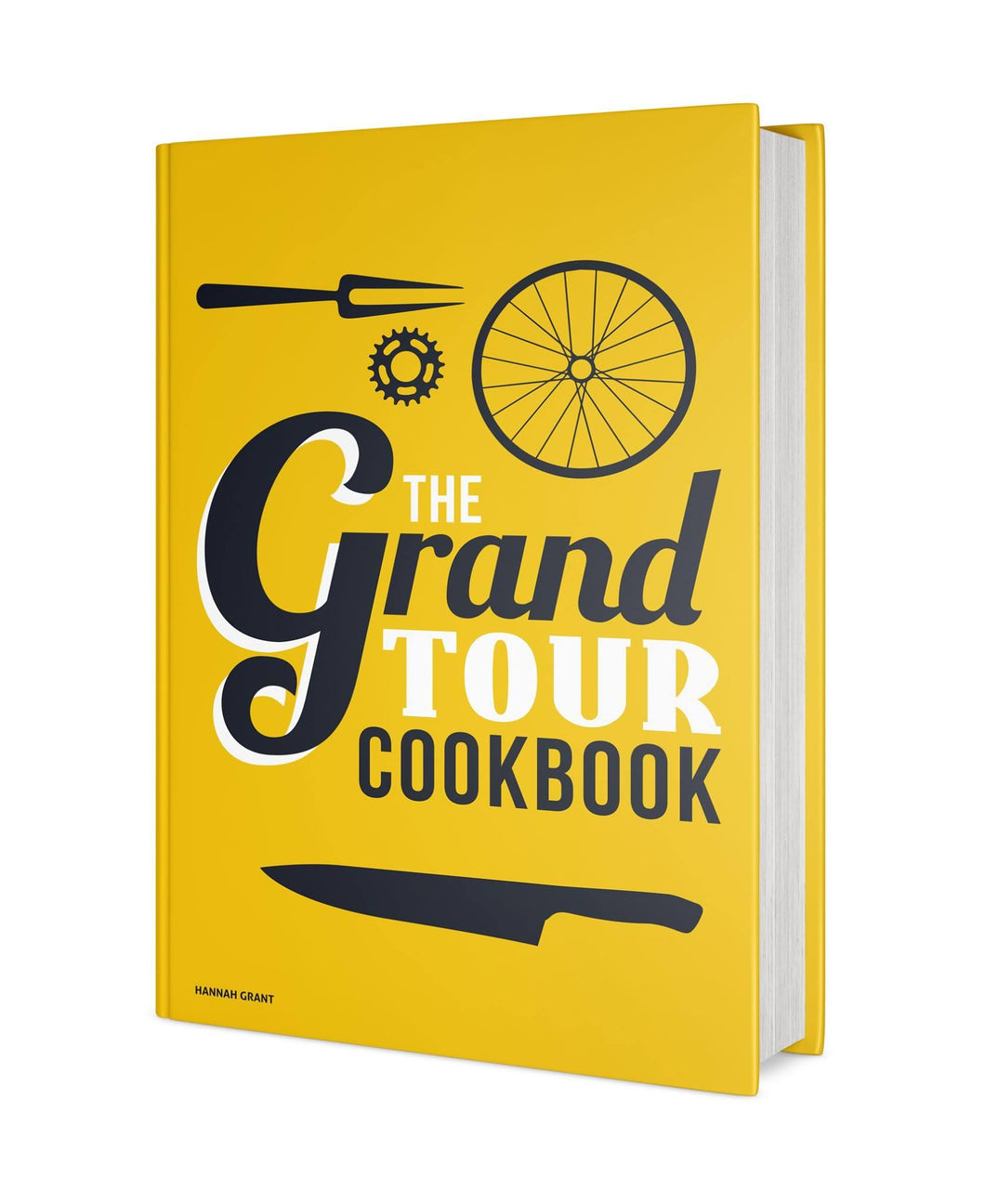 Grand Tour Cookbook (English, Hardback)