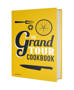 Grand Tour Cookbook (English, e-book)