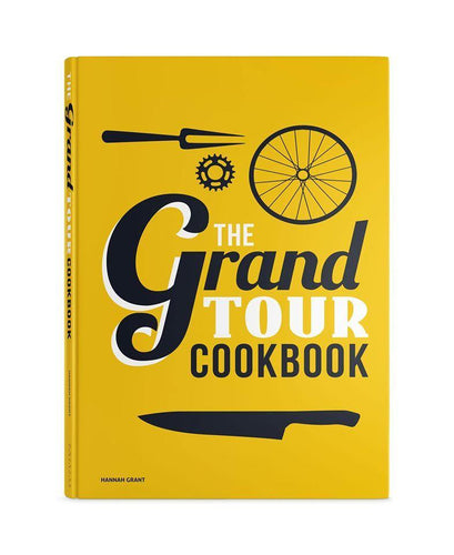 Grand Tour Cookbook (English, e-book) - Hannahgrant.com
