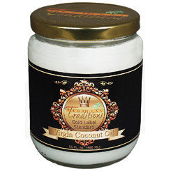 More info on Coconut Oil (Organic Gold Label Virgin 16 oz.)