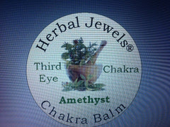 Herbal Jewels Chakra Balms