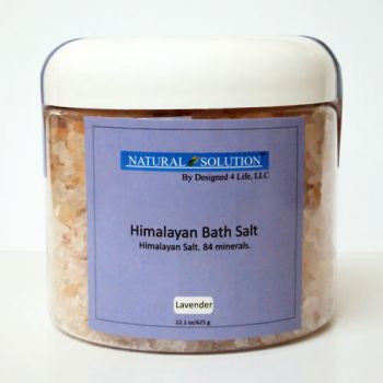 More of Himalayan Bath Salt