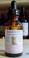 Herbal Jewel Gemstone Elixirs
