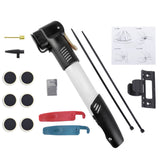 Portable Bicycle Mini Pump - Dave's Deal Depot