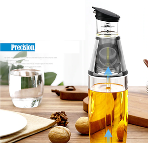 Easy Press Oil Measurement Bottle