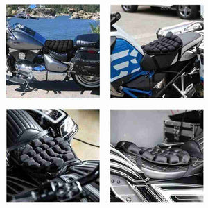 Motorcycle Air Pad Seat Cover - Dave's Deal Depot