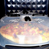 Magnetic Microwave Anti-Splatter Lid W/ Steam Vents