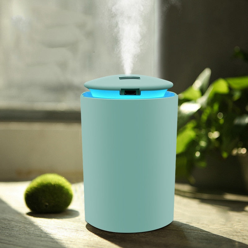 Portable Aromatherapy Air Purifier - Dave's Deal Depot