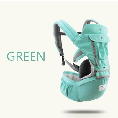 Ergonomic Baby Carrier Infant Kid Baby Hipseat - Dave's Deal Depot