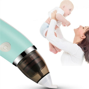 Baby Nasal Aspirator Electric Nose Cleaner - Dave's Deal Depot