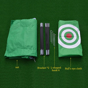 Backyard Golf Practice Net - Dave's Deal Depot