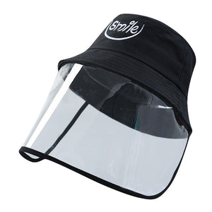 Anti Virus Splash-Proof Unisex Bucket Cap For Kids - Dave's Deal Depot