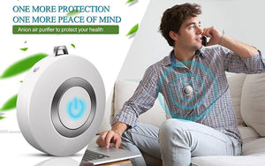 Air Purifier Necklace - Dave's Deal Depot