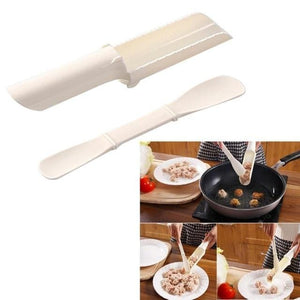 Stainless Steel Meatball Spoon Maker - Dave's Deal Depot