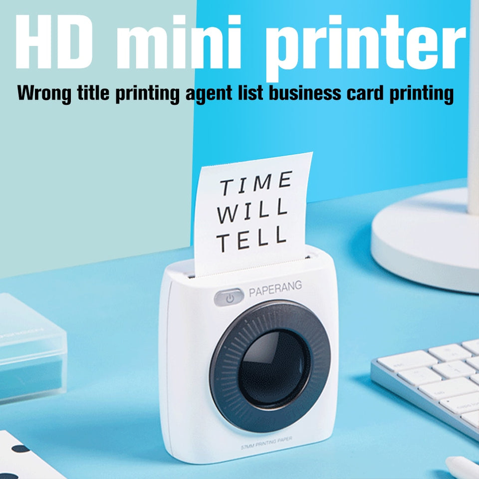 PAPERANG Portable Bluetooth Pocket  Printer