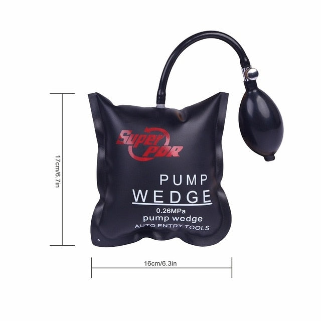 Pump Wedge Auto Entry Tool
