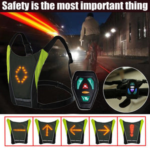 Cycling Indicator Vest - Dave's Deal Depot