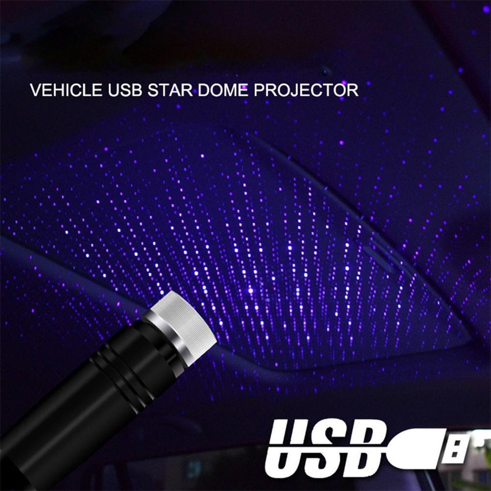 USB Plug & Play Car/Home Ambient Light - Dave's Deal Depot