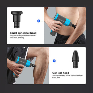 Deep Tissue Pain Relief Massage Gun