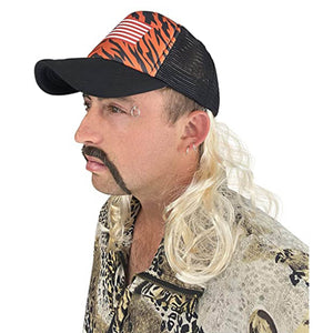 Tiger King Costume Set Joe Exotic Cosplay