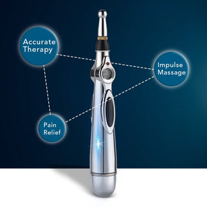Wireless Acupuncture Pen