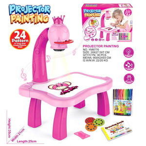 Children Projector Drawing Table