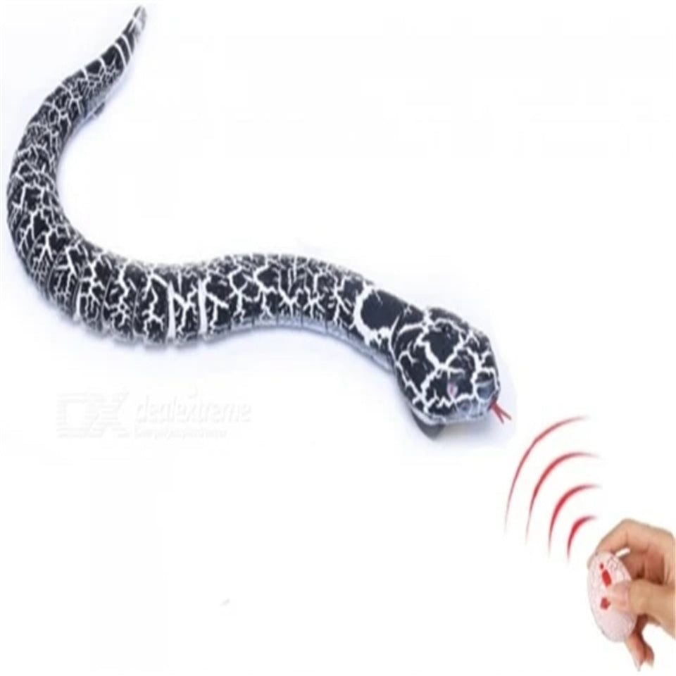 Realistic RC Snake Toy