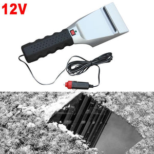 12V Electric Heated Car Ice Scraper