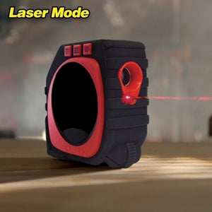 3 in 1 High Accuracy Digital Laser Tape