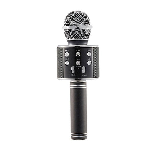 Wireless Karaoke Microphone - Dave's Deal Depot