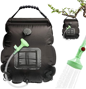 20L Portable Solar Shower Bag