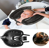 Portable Inflatable Rinse Basin for Washing & Cutting Hair