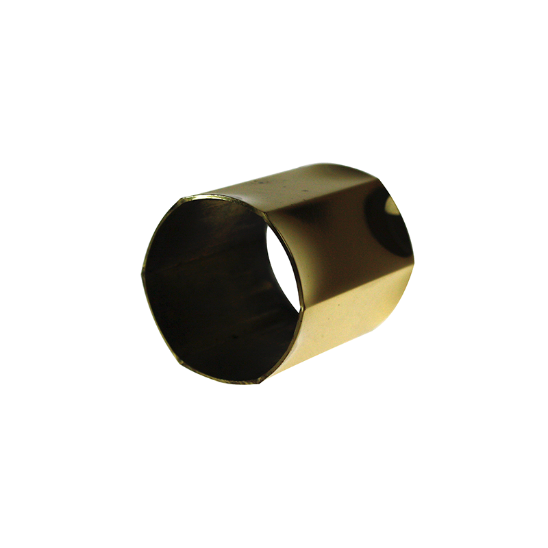 42mm Hexagonal Brass Rusch Tubing