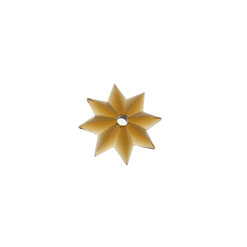 Colored Crystal Star <br> (multiple sizes/colors)