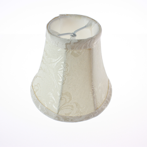 "4-1/2"" Off White Print Lampshade (SPECIAL BUY)"