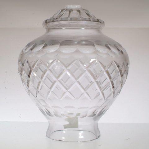 Bleikristall  24% Lead Crystal Lamp Body