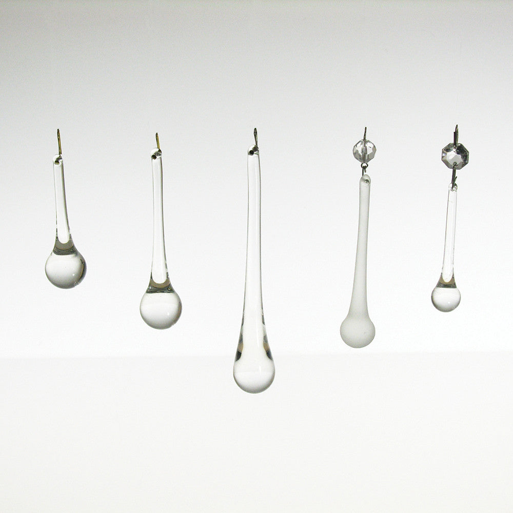 Clear Raindrop <br> (5 sizes)