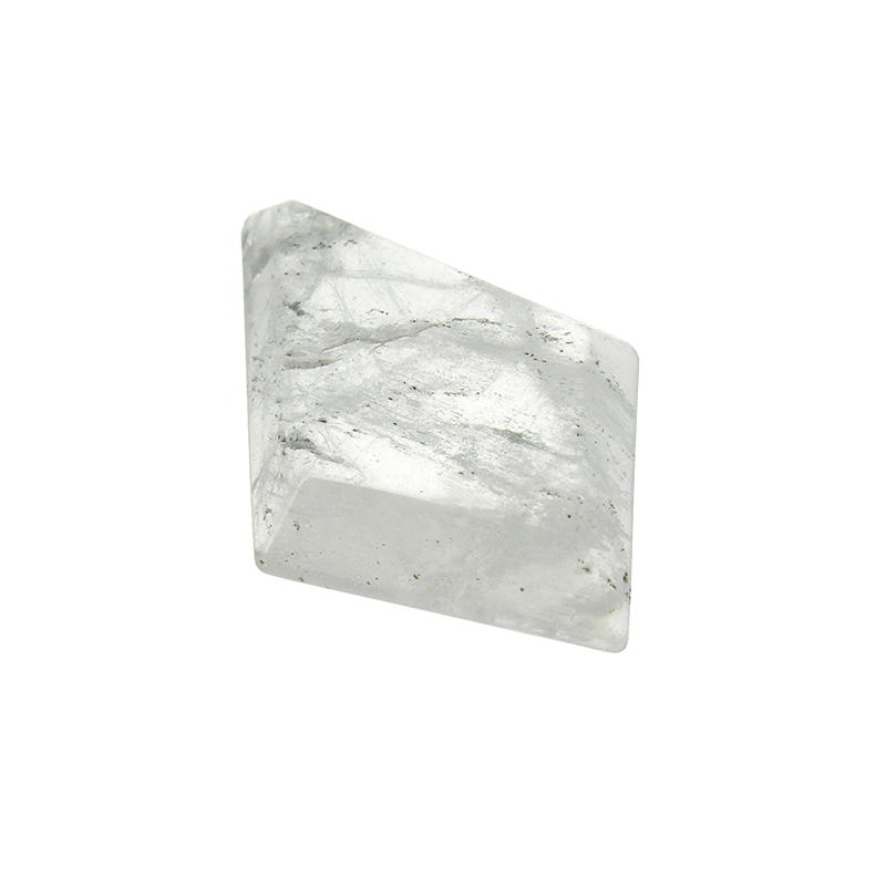 Clear Kite Rock Crystal <br> (various sizes)