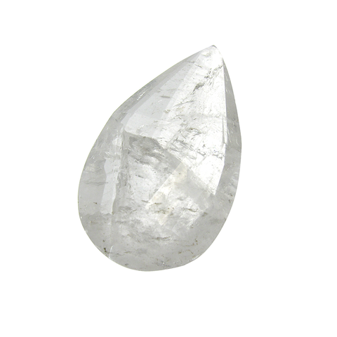 Clear Cut Prism Rock Crystal (various sizes)