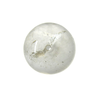 *SPECIAL*  Clear Round Bead Rock Crystal (25mm)